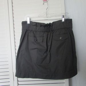 Banana Republic Skirts - Banana Republic granite charcoal skirt petite 10